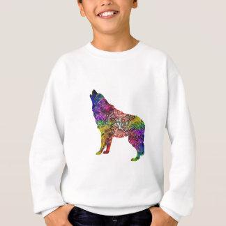 Psychedelic Howl Sweatshirt