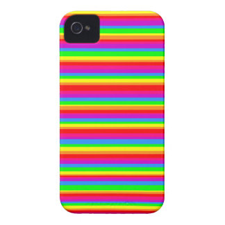 Psychedelic hull iPhone 4 lines flashy iPhone 4 Case