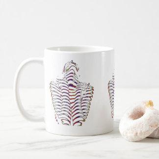 Psychedelic Human Coffee Mug