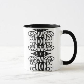 Psychedelic Ink Mug