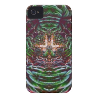 Psychedelic Into the Plant iPhone 4 Case-Mate Case