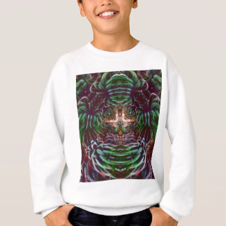 Psychedelic Into the Plant Sweatshirt