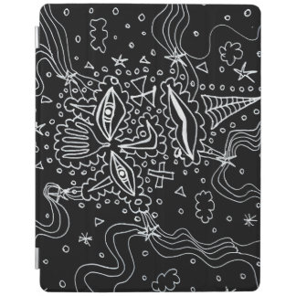 Psychedelic iPad Smart Cover