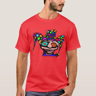 Psychedelic Jester T-Shirt