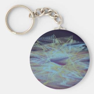 Psychedelic Keychain