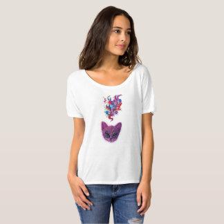 Psychedelic Kitten T-Shirt