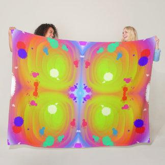 Psychedelic Large Blanket