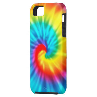 Psychedelic Mind Tie Dye Tough iPhone 5 Case