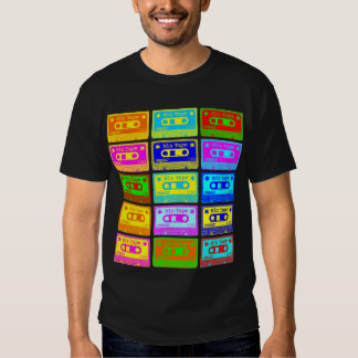 Psychedelic Mix Tape Shirts