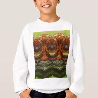 Psychedelic Monkey Sweatshirt