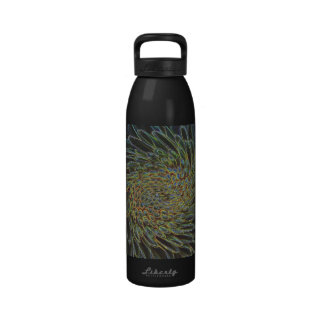 Psychedelic Mum Water Bottles