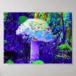 psychedelic mushroom