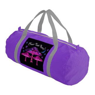 Psychedelic Mushrooms Gym Bag