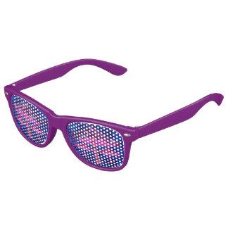 Psychedelic Mushrooms Kids Sunglasses