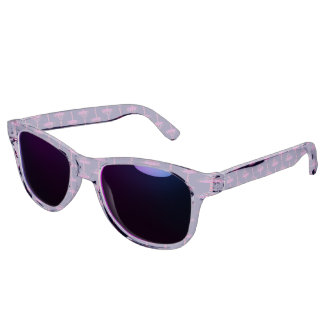 Psychedelic Mushrooms Sunglasses