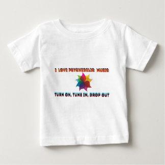 psychedelic music tshirts