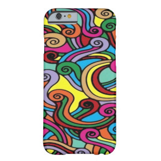 Psychedelic Noodles iPhone 6 Case
