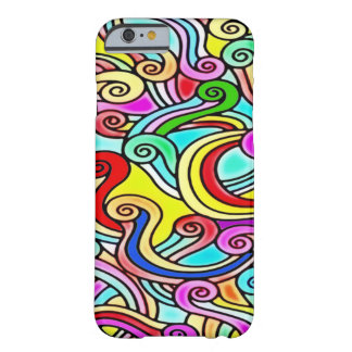 Psychedelic Noodles iPhone 6 Case Barely There iPhone 6 Case