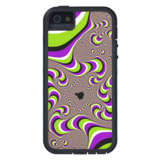 Psychedelic Optical Illusion iPhone 5 Case
