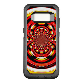 PSYCHEDELIC OtterBox COMMUTER SAMSUNG GALAXY S8 CASE