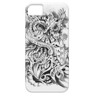 Psychedelic Owl iPhone 5/5s Case