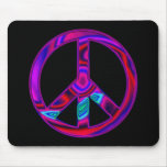 Psychedelic Peace Mousemats