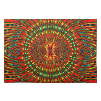 Psychedelic Placemat