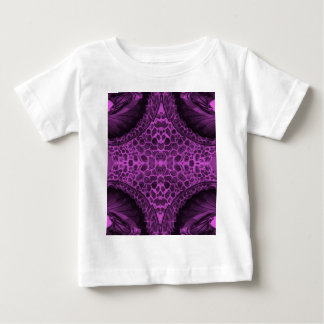 Psychedelic Purple Baby T-Shirt