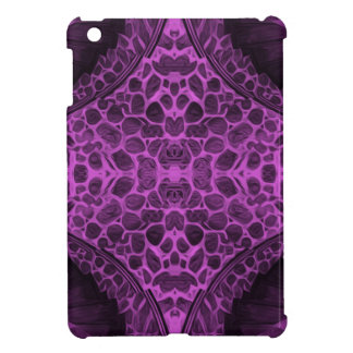 Psychedelic Purple Case For The iPad Mini