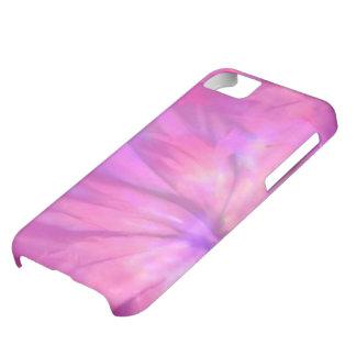 Psychedelic Purple Flower Tie Dye iPhone 5 Case
