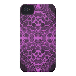 Psychedelic Purple iPhone 4 Case