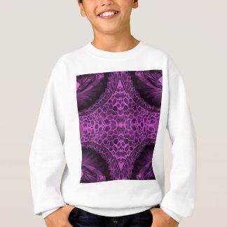 Psychedelic Purple Sweatshirt
