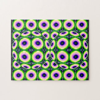 Psychedelic puzzle 1
