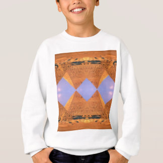 Psychedelic Pyramids Sweatshirt