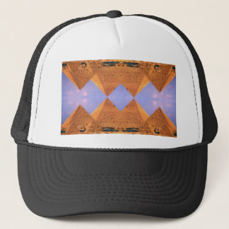 Psychedelic Pyramids Trucker Hat
