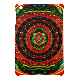 Psychedelic Rasta iPad Mini Cover