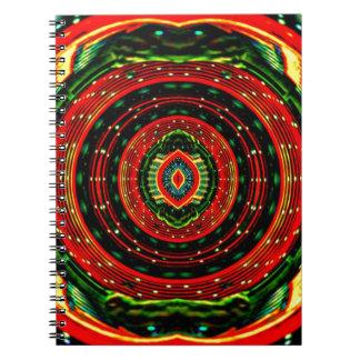 Psychedelic Rasta Notebooks