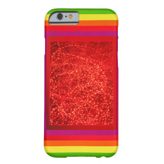 Psychedelic Red iPhone 6 Case