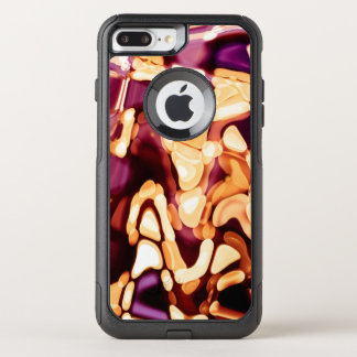 Psychedelic reflections OtterBox commuter iPhone 8 plus/7 plus case