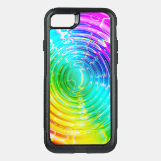 Psychedelic Ripple OtterBox Commuter iPhone 8/7 Case