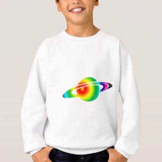Psychedelic Saturn Sweatshirt