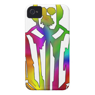 Psychedelic Shakespeare iPhone 4 Cases