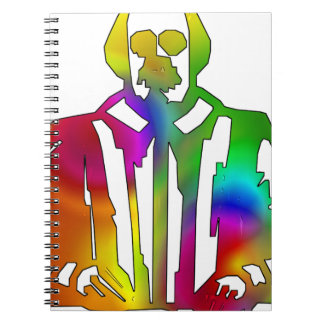 Psychedelic Shakespeare Notebook