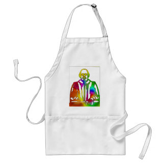 Psychedelic Shakespeare Standard Apron