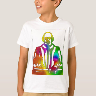 Psychedelic Shakespeare T-Shirt