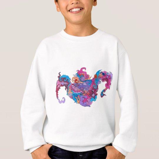 Psychedelic Smile Sweatshirt