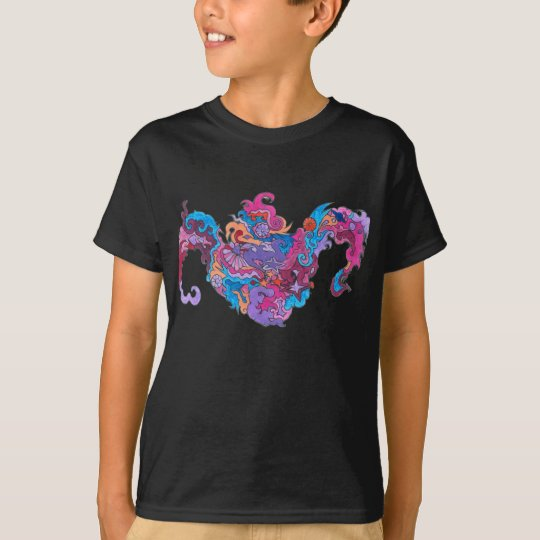 Psychedelic Smile T-Shirt