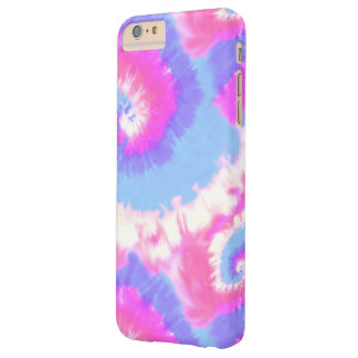 Psychedelic Soul Tie Dye Barely There iPhone 6 Plus Case
