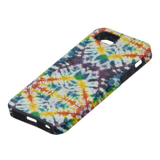 Psychedelic Soul Tie Dye Reto iPhone 5 Vibe Case