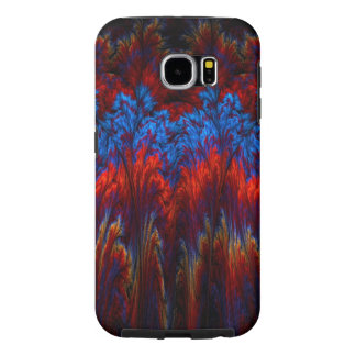 Psychedelic Spectra Samsung Galaxy S6 Cases